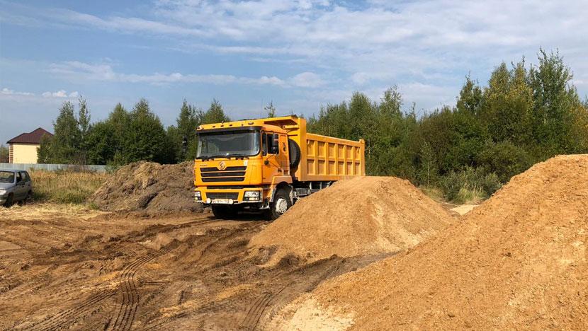 Доставка песка в Орехово-Зуево