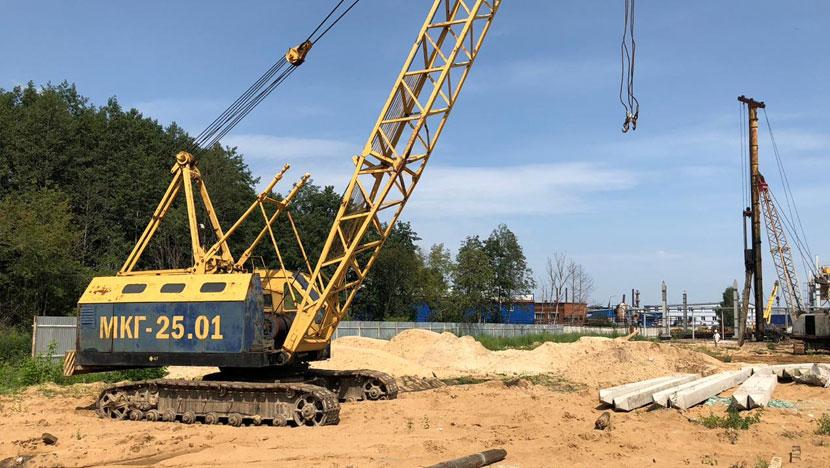 Доставка пескогрунта в Орехово-Зуево