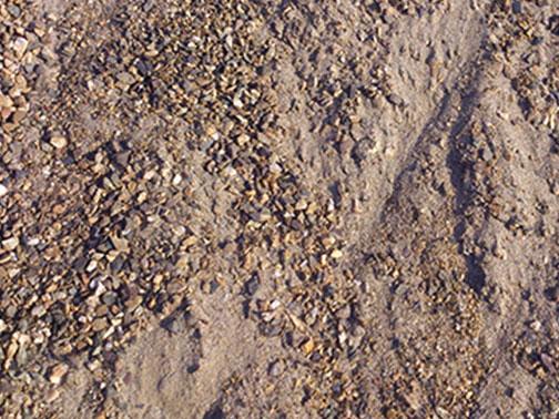 Щебеночно-песчаная смесь: 2 разновидности и их особенности