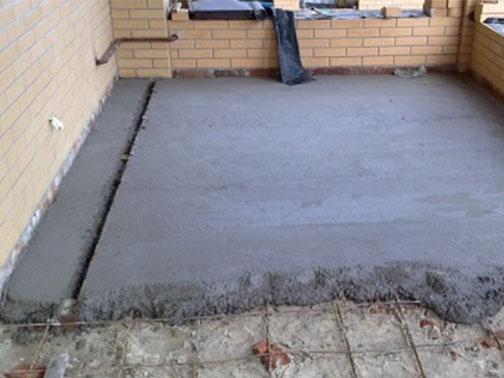 Сам себе строитель: заливаем бетонный черновой пол по грунту