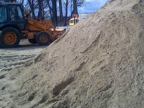 Кварцевый песок: применение и эксплуатационные свойства