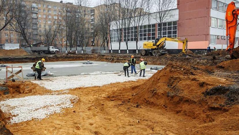 Доставка щебня в Орехово-Зуево